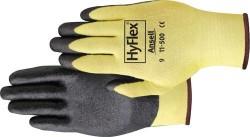 Ansell - Ansell Hyflex 11-500 Mekanik ve Kesilmelere Karşı Koruyucu İş Eldiveni
