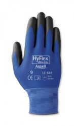 Ansell - Ansell Hyflex 11-618 Mekanik ve Çok Amaçlı Koruma İş Eldiveni