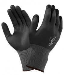 Ansell Hyflex 11-840 Isı ve Aşınma Dirençli İş Eldiveni - Thumbnail