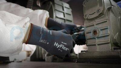 Ansell Hyflex 11-840 Isı ve Aşınma Dirençli İş Eldiveni