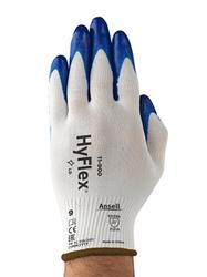 Ansell Hyflex 11-900 Yağ Tutmaz Antistatik İş Eldiveni - Thumbnail