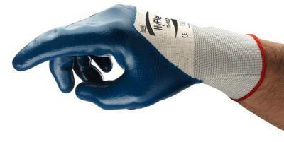 Ansell Hyflex 11-907 Mekanik ve Yağ Tutmaz İş Eldiveni