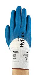 Ansell Hyflex 11-917 Aşınma Dirençli Yağ Tutmaz İş Eldiveni - Thumbnail