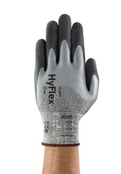 Ansell Hyflex 11-927 Kesilme Dirençli Yağ Tutmaz İş Eldiveni - Thumbnail