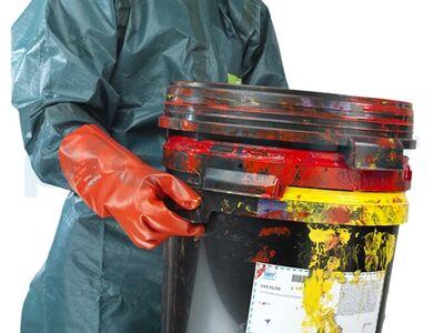Ansell PVA 15-554 Kimyasal ve Sıvı Korumalı İş Eldiveni