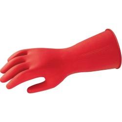 Ansell - Ansell Red Lightweight G01R Koruyucu İş Eldiveni