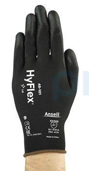 Ansell HyFlex 48-101 Mekanik ve Çok Amaçlı Koruma İş Eldiveni
