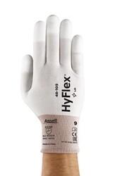 Ansell HyFlex 48-105 Yüksek Hassasiyetli Aşınma Dirençli İş Eldiveni - Thumbnail