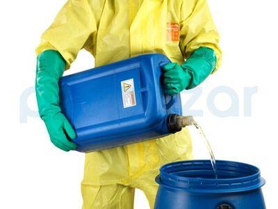 Ansell Sol-Vex 37-185 Kimyasal ve Sıvı Korumalı İş Eldiveni