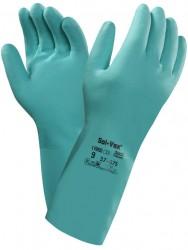 Ansell - Ansell Sol-Vex 37-675 Kimyasal ve Sıvı Korumalı İş Eldiveni