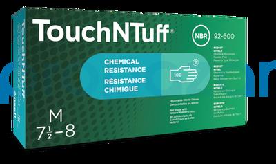 Ansell Touch N Tuff 92-600 Kimyasal ve Sıvı Korumalı İş Eldiveni