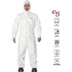 Ar-An - Aran C5 Kimyasal Tek Kullanımlık Kullan At Tulum