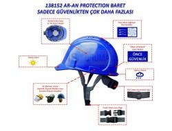 Ar-An - Aran Safety Porto Ayarlı Baret