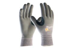 ATG - Atg MaxiCut Dry 34-471 3-4 Dipped Kesilmeye Dayanıklı Eldiven