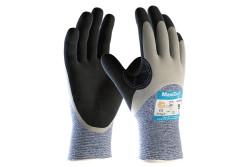 ATG - Atg MaxiCut® Oil 34-505 3/4 Dipped Kesilmeye Dayanıklı İş Eldiveni