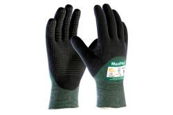 ATG - Atg MaxiFlex® Cut 34-8453 Dotlu Dipped Kesilmeye Dayanıklı İş Eldiveni