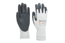 ATG - Atg MaxiFoam 34-700 Uzun Konç Köpük Nitril İş Eldiveni
