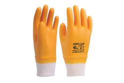 ATG - Atg NBR-Lite Sarı Nitril 34-986 İş Eldiveni