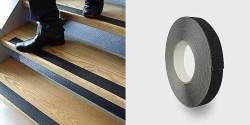 Awon - Awon Kaydırmaz Merdiven Bandı - Siyah Kalın