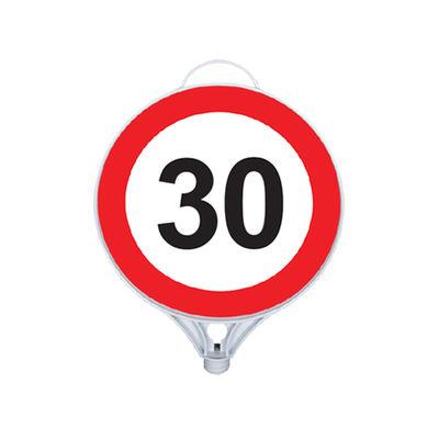 Azami Hız 30 Tabelası Tek Taraflı MFK9101