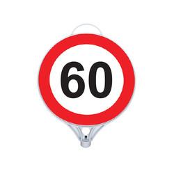 Azami Hız 60 Tabelası Tek Taraflı MFK9103 - Thumbnail