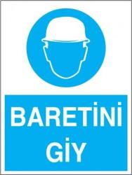 Baretini Giy Levhası - Tabelası - Thumbnail