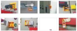 BD-D81-4 Switch Kilidi - Thumbnail