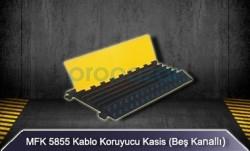MFK - Beş Kanallı Kablo Koruyucu Kasis MFK5855