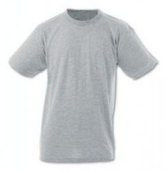 Propazar - Bisiklet (Sıfır) Yaka Gri T-shirt