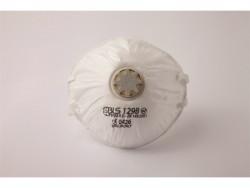 Bls - BLS 129BW FFP2 R D Ventilli Toz Maskesi