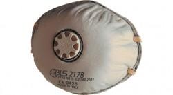 Bls - BLS 217B FFP2 NR D Aktif Karbonlu Ventilli Konik Toz Maskesi