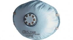 Bls - BLS 226B FFP2 NR D Aktif Karbonlu Ventilli Konik Toz Maskesi