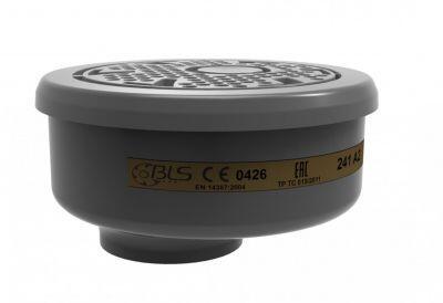 BLS 241 A2 Filtre Organik Asit Gaz Buhar Filtresi