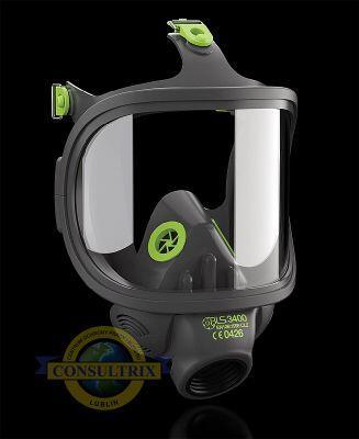 BLS 3400 Tam Yüz Maskesi