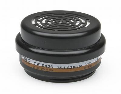 BLS 351 A2P3 R Organik Gaz - Buhar Filtresi