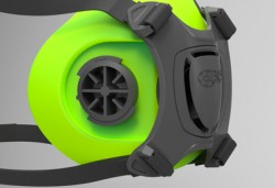BLS 4000S Yarım Yüz Maskesi - Thumbnail