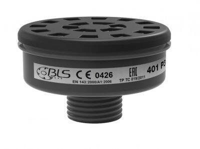 BLS 401 P3 R Toksik Partikül Filtre