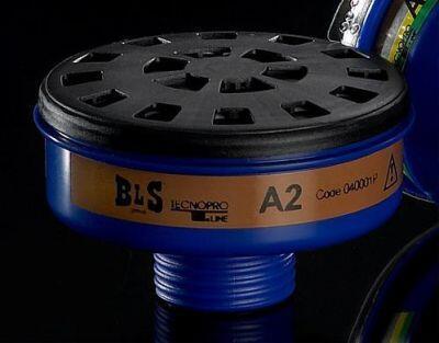 BLS 411 A2 Gaz Filtresi