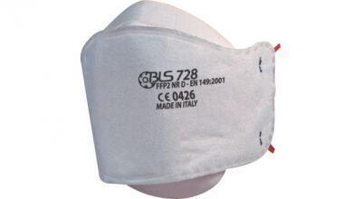 BLS 728 Katlanabilir Toz Maskesi