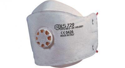 BLS 729 Katlanabilir Toz Maskesi