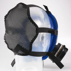 Bls - BLS C10 Tam Yüz Maskesi için Tekstil Kafa Kayışı