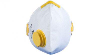 BLS FS 913V FFP1D Katlanabilir Ventilli Toz Maskesi