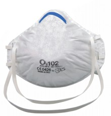 Bls - BLS O2 102 FFP2 Toz Maskesi Ventilsiz
