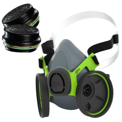 BLS TP-2400 Yarım Yüz Maskesi