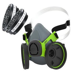BLS TP 2500R P3 R Yarım Yüz Maskesi