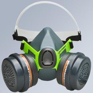 BLS TP-2600 Yarım Yüz Maskesi