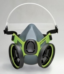 Bls - BLS TP2000-R Thermoplastic Yarım Yüz Maskesi
