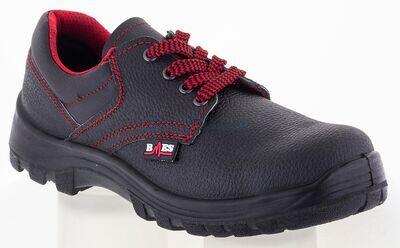 Bmes S2 Deri Çelik Burunlu İş Ayakkabısı