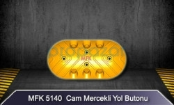 MFK - Cam Mercekli Yol Butonu MFK5140