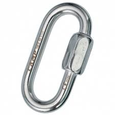 Camp - Camp 0939 Oval Quick Link 8 mm 50 kn paslanmaz